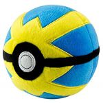 Peluches Pokémon Rapide Ball - 12cm