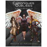 Aventure Ambiance Chroniques Oubliées : Contemporain - Dossier de Personnage