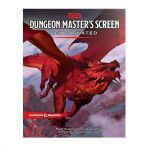 Jeu de Rôle Dungeons & Dragons D&D5 Dungeon Master's Screen Reincarnated