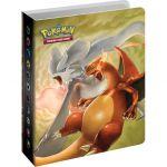 Portfolios Pokémon SL10 - Alliance Infaillible - Mini Album - Dracaufeu et Reshiram - (30 Pages De 1 Case)