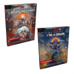 Jeu de Rôle Dungeons & Dragons D&D5 - Pack de Waterdeep