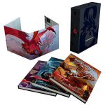 Jeu de Rôle Dungeons & Dragons D&D5 Core Gift Set ( Player's Handbook, Dungeon Master's Guide, Monster Manual, DM Screen )