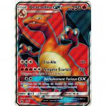 Cartes Spéciales Pokémon Carte Promo Dracaufeu GX (SM60)  Full ART 250 PV