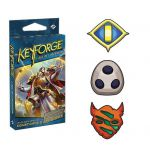 Saison 2 - Faction KeyForge Sanctum Ombre (Shadow) Indomptés (Untamed)