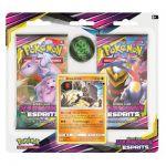 Boosters Français Pokémon Duopack 2 Boosters - SL11 - Soleil Et Lune 11 - Harmonie des Esprits - Ama-Ama