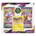 Boosters Français Pokémon Duopack 2 Boosters - SL11 - Soleil Et Lune 11 - Harmonie des Esprits - Lucanon