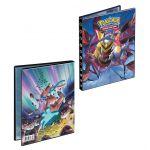 Portfolios Pokémon SL11 - Soleil Et Lune 11 - Harmonie des Esprits - Giratina/Carchacrok & Deoxys/Mentali (10 Feuilles De 4 Cases 80 Cartes)