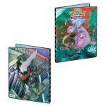 Portfolios Pokémon SL11 - Soleil Et Lune 11 - Harmonie des Esprits - Mewtwo/Mew & Darkrai/Noctali (14 Feuilles De 9 Cases 252 Cartes)