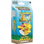 Decks Préconstruits Pokémon Let's Play - Pikachu