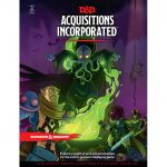 Jeu de Rôle Dungeons & Dragons D&D5 Acquisitions Incorporated
