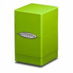 Deck Box  Satin Tower Deck Box Vert Citron (Lime Green)