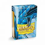 Protèges Cartes Format JAP  Dragon Shield Sleeves Mini Matte - Sky Blue - Bleu Ciel - par 60