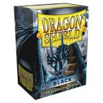 Protèges Cartes Standard  Sleeves Dragon Shield Standard Black (Noir) - par 100