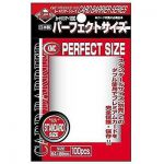 Protèges Cartes Standard  Kmc - Standard - Perfect Size (100 Sleeves) - Pro-Fit