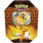 Pokébox Pokémon Noël 2019 - SL11.5 Destinées Occultes - Raichu GX