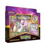 Coffret Pokémon SL11.5 - Collections avec pin's Destinées Occultes – Mewtwo