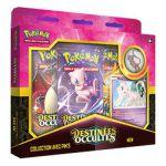 Coffret Pokémon SL11.5 - Collections avec pin's Destinées Occultes – Mew