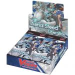 Boite de Boosters Anglais CardFight Vanguard Boite De 16 Boosters V-BT05 : Aerial Steed Liberation