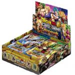 Boite De 24 Boosters - Serie 7 - B07 - Assault of the Saiyans
