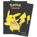 Protèges Cartes Pokémon Deck Protector Ultra Pro - 2019 - Pikachu Par 65
