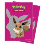 Protèges Cartes Standard Pokémon Ultra Pro - Sleeves Pokemon - Évoli 2019 Par 65
