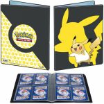 Portfolios Pokémon Pikachu 2019 - (10 Pages De 4 Cases 80 Cartes)