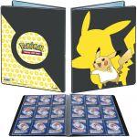 Portfolios Pokémon 2019 - Pikachu - (10 Feuilles De 9 Cases 180 Cartes)