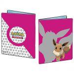 Portfolios Pokémon 2019 - Évoli - (10 Feuilles De 9 Cases 180 Cartes)
