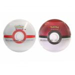 Pokébox Pokémon Lot Poké Ball Tin + Honor Ball Tin