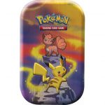 Pokébox Pokémon Kanto Power Mini Tin - Goupix & Pikachu
