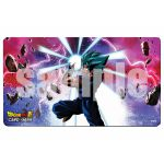 Tapis de Jeu Dragon Ball Super Tapis De Jeu - Dragon Ball Super Vegeto SSB, Énergie fulgurante Accompagné D'un Tube De Protection