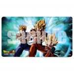 Tapis de Jeu Dragon Ball Super Tapis De Jeu - Dragon Ball Super Son Gohan et Son Goten, Liens familiaux Accompagné D'un Tube De Protection