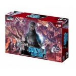 Decks Préconstruits Godzilla Godzilla : Chrono Clash System – Boite de Base