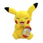 Peluches Pokémon Peluche Pikachu 20cm