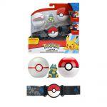 Figurine Pokémon Ceinture de Dresseur avec Poké ball - Goinfrex