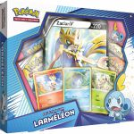 Coffret Pokémon Collection Galar - Zacian V - Larméléon