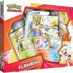 Coffret Pokémon Collection Galar - Zacian V - Flambino