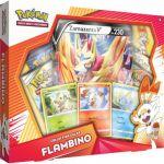 Coffret Pokémon Collection Galar - Zamazenta V - Flambino