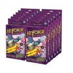 Deck Unique KeyForge Display de 12 Decks Uniques - Collision des mondes