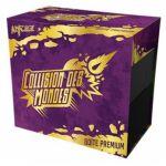 Packs Spéciaux KeyForge Boîte Premium - Collision des mondes