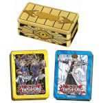 Tin Box Yu-Gi-Oh! Lot De 3 Mega-tin - Yugi, Kaiba & Sarcophage Doré