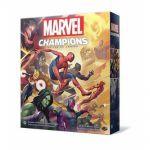 Jeu de Cartes Aventure Marvel Champions : Le Jeu De Cartes