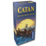 Gestion Best-Seller Catan : Pirates & Découvreurs - Extension Pour 5 et 6 Joueurs