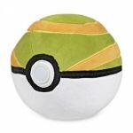 Peluche Pokémon Faiblo Ball - 12cm