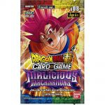Boosters en Français Dragon Ball Super Serie 8 - B08 - Malicious Machinations
