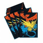 Protèges Cartes Standard Pokémon Sleeves Artikodin, Sulfura & Electhor Standard par 65