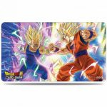 Tapis de Jeu Dragon Ball Super Tapis De Jeu - Dragon Ball Vegeta VS Goku Accompagné D'un Tube De Protection