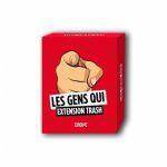 Jeu de Cartes Ambiance Les Gens Qui - Extension Trash