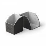 Boite de Rangement  Nest Box 100 - Noir/Gris Clair