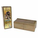 Boite de Rangement  4 Compartiments - Gold - Doré